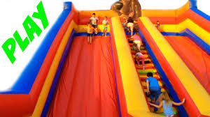 Inflatable Tubes For Toddlers by Outdoor Playground For Kids Children Toddlers Playground And