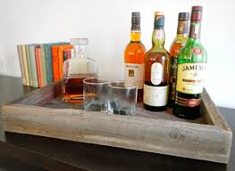 Reclaimed Barn Board Turned Into Your Booze Caddy. Great Serving ... 25 Unique Barn Wood Crafts Ideas On Pinterest Best Board Decor Projects Rustic Hall Trees Farmhouse Wood Mirror Matthew Colleens Blog Old Fence Boards Made Into A Head I Love It So Going To 346 Best Sheet Metal Images Balcony 402 Unique Framing Ideas Picture Frame Trim My House Stardust Designs Wall How To Create Weathered Barnwood Look With This Inexpensive Old Barn