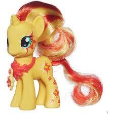 my pony cutie magic sunset shimmer figure walmart