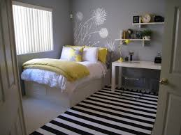 Creative Ikea Bedroom Design Ideas White Bed Frame And Bedding Lovely Pilloq Grey Wallpaper Paint Black Striped