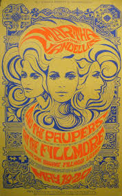 60s Concert Posters San Francisco