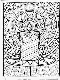 Free Doodle Art Coloring Pages AZ