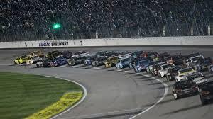 NASCAR At Kansas 2018: TV Schedule, Standings, Qualifying Drivers ...
