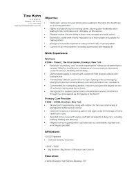 Resume Samples Nursing Registered Nurse Student New Graduate