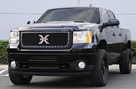 2011 Gmc Sierra Truck Accessories Elegant T Rex Front Grilles For ...