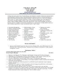 Property Management Resume Sample Manager Regional Maintenance Senior Beautiful Templates