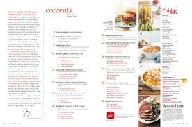 toc cuisine cuisine at home covertype u annual volumes