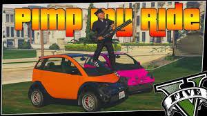 100 Pimp My Truck Games GTA 5 Ride 193 Benefactor Panto Car Customization