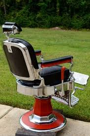avail chairs antique barber chair restoration chrome
