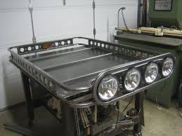 Roof Racks (DIY), Lets See Them! - Page 2 - Pirate4x4.Com : 4x4 And ... Lfd Off Road Ruggized Crossbar 5th Gen 0718 Jeep Wrangler Jk 24 Door Full Length Roof Rack Cargo Basket Frame Expeditionii Rackladder For Xj Mex Arb Nissan Patrol Y62 Arb38100 Arb 4x4 Accsories 78 4runner Sema 2014 Fab Fours Shows Some True Show Stoppers Xtreme Utv Racks Acampo Wilco Offroad Adv Install Guide Youtube Smittybilt Defender And Led Bars 8lug System Ford Wiloffroadcom Steel Heavy Duty Nhnl Pajero Wagon 22 X 126m