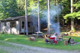 Cozy Ohio rental cabins remote fishing cabins family fun