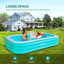 142 56cm kinder planschbecken trekpow swimmingpool 242