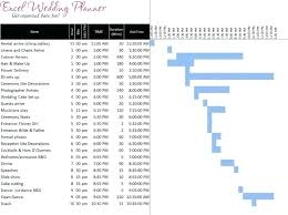 Wedding Checklist Template Excel Budget Calculator Spreadsheet Free Download