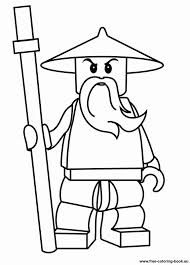 Staggering Lego Character Coloring Pages Ninjago Printable Online Create Book To Give As
