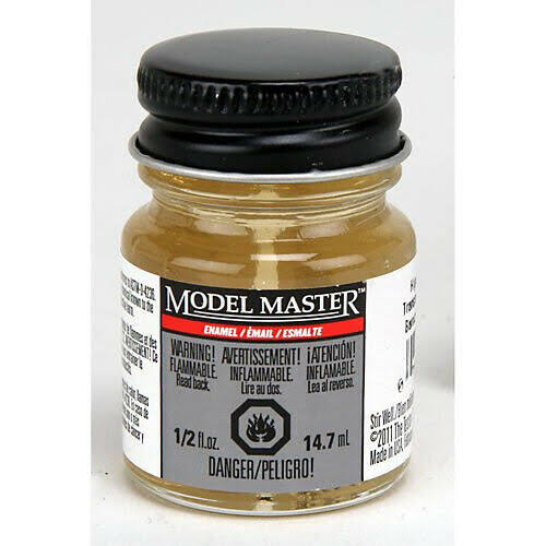 Model Master High Gloss Clear Gloss 1/2 oz