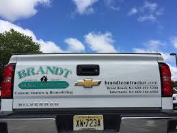 Brandt General Contractor Vehicle Lettering - Coastal Sign ... Causeway Marine Pickup Truck Coastal Sign Design Llc Truck Lettering Lbi Photo Blog Of Typtries A Modern Marketing Wners Home Improvements Ford Transit Buchinno General Contractor Vehicle Lettering Fireplaces Plus Box Eastern Isulation Trucks Professional Prting Services Mantua Lighting Window Nj Door Vinyl Nyc Max Wraps Latest Work Specialists Image Signs And More In Pnsauken