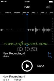 How to trim voice memos and recordings on iPhone