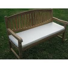 Outdoor Bench Cushions Southwestern Saddle Outdoor Bench Cushion