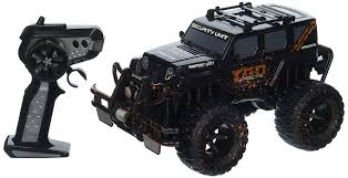 100 Monster Mud Truck Videos Amazoncom Velocity Toys Jeep Wrangler Electric RC Off