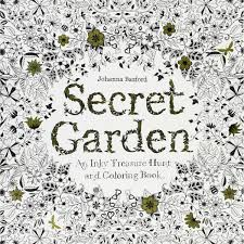 Secret Garden Coloring Book Artist Edition With Pages Plus By