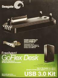 Seagate Goflex Desk Adapter Software by Goflex Desk Usb 3 0 Kit Seagate U0027s Freeagent Goflex Modular