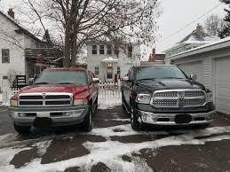 Same Truck, 20 Years Apart. : Trucks
