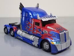 100 Optimus Prime Truck Model MinorRepaint TLK Premier Voyager TFW2005 The