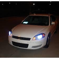 chevrolet impala bright white headl replacement light bulbs