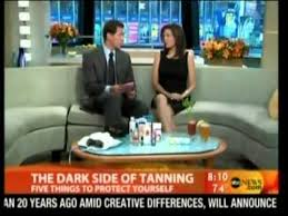 Good Morning America Tanning Beds Skin Cancer