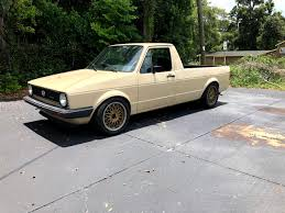 WTB E30 Trade For 81 VW Rabbit Truck VR6 Swap FL 32720 - R3VLimited ... Mk1 Caddy Tdi Swap Frankenbuilt Turbo Diesel Lumber Rack Rabbit 1981 Diesel Vw Caddy Pickup Truck Walk Around Youtube 1982 Volkswagen Rabbit Pickup 16 Fully Restored Real A On Steroids Classiccarscom Journal 11 Truck Mint Green We Bought This One Sotime Cohort Sighting Just Call Me Jdm Coolsunglassesface My Looks Like A Toy Next To These Normal Trucks X Stickers By Cmlovevw Redbubble Vwvortexcom Mid Engine Chumpcar Biuld Cjaa Dsg Swap In My 80 Tdiclub Forums