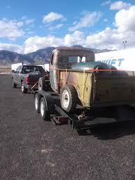 Early 40's Truck Bed, Ford, Chevy, Dodge, Willys, International ...