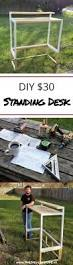 Stand Up Desk Conversion Kit Ikea by Best 25 Standing Desks Ideas On Pinterest Sit Stand Desk