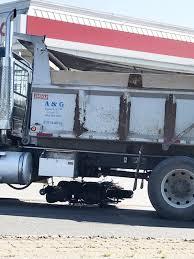 100 Truck Slides Motorcyclist Slides Under Dump Truck Aldergrove Star