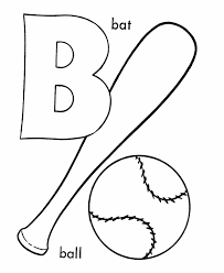Abc Alphabet Coloring Sheets Classic Letters