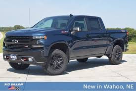 New 2019 Chevrolet Silverado 1500 LT Trail Boss Crew Cab In Wahoo ... 2019 Chevy Silverado 30l Diesel Updated V8s And 450 Fewer Pounds New Chief Designer Says All Powertrains Fit Ev Phev 2018 Chevrolet Ctennial Edition Review A Swan Song For 1500 Z71 4wd Ltz Crew At Fayetteville 2016 First Drive Car And Driver Experience The Allnew Pickup Truck The 800horsepower Yenkosc Is Performance Humongous Showing Americans 100 Years Ryan Monroe La May Emerge As Fuel Efficiency Leader