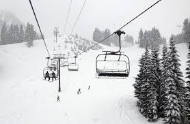 Ample Snow Coverage At Ski Areas And Look For Lots Of Fun On