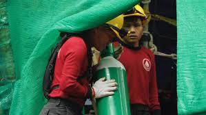 Niños Atrapados En La Cueva De Tailandia Imágenes Satelitales Muestran El Nivel De Lluvias En La Región Carta Ninos Tailandia