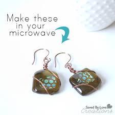 beginner s glass fusing recycled glass dichroic earrings