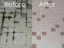 restoring tile floors most tile and grout cleaners rely on