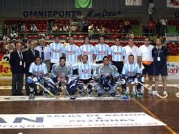 chionnat du monde a de rink hockey 2007