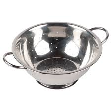 Oxo Over The Sink Colander by 100 Over The Sink Colander Stainless Steel 5 Qt Stainless