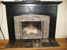 tile fireplace hearth ideas fireplaces firepits best