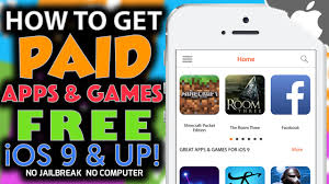 How To Get PAID APPS GAMES FREE iOS 10 0 2 & ↓ NO JAILBREAK