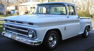 100 1963 Chevy Truck C10 Stepside Cool Classic Pickups Vans Such