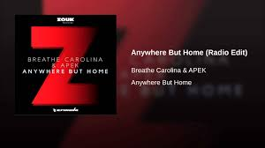 Anywhere But Home Radio Edit