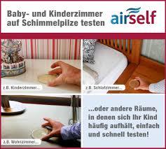 schimmeltest für baby und kinderzimmer schimmel test zur