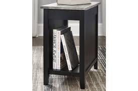 Ashley Diamenton T217-811 Chair Side End Table In Black Signature Design By Ashley Veldar Chair Side End Table T7487 Quickship Designs Chairside Breegin Realyn Whitebrown Carlyle Fniture Royard In Brown Braunsen With Magazine Rack Usb Ports Outlets Rowenbeck Laflorn Power Pullout Shelf At Household Rafferty Dark Cross Island Medium