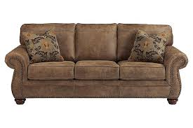 earth larkinhurst sofa view 2 width 89 with matching recliner