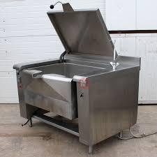 sauteuse cuisine sauteuse basculante 145 litres kvt occasions