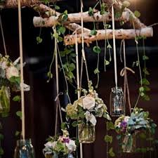 50 Beautiful Rustic Wedding Decorations